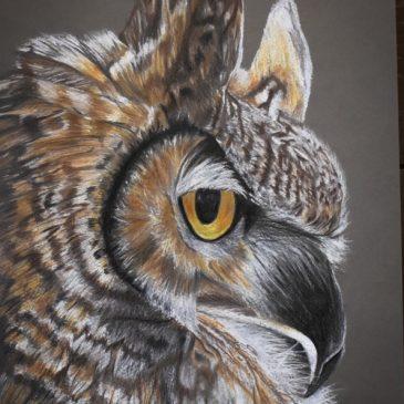 نمونه کارهای نقاشی هنرجویان