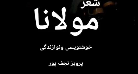 شعر مولانا